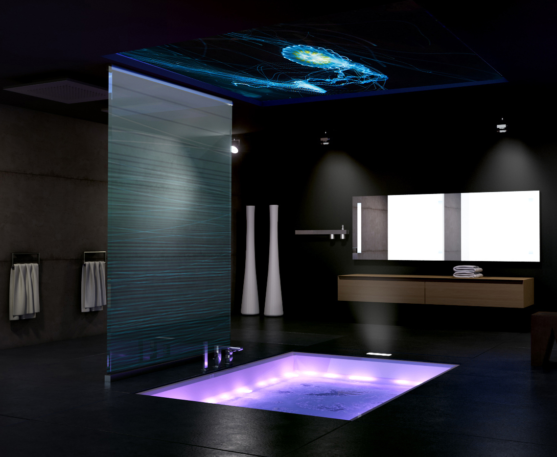 Концепт компанты Float SPA ROOM